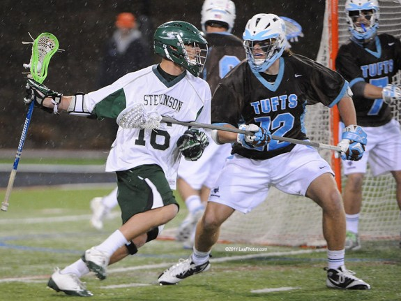 Stevenson - Tufts Lacrosse at Towson