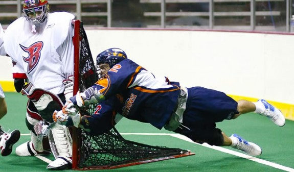 lacrosse dive shot powell