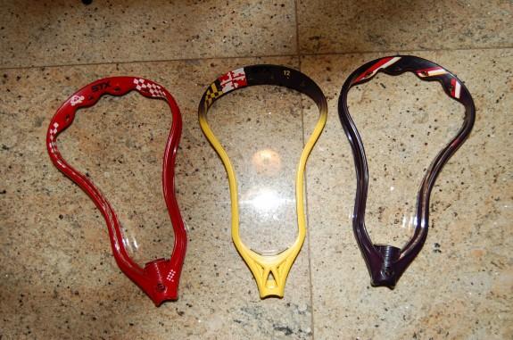 Maryland lacrosse dye job ADAM sear
