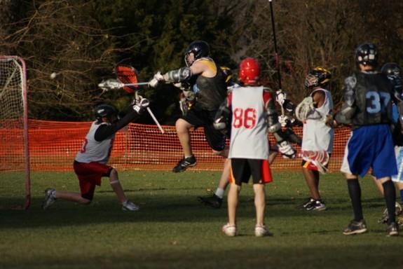 jump shot lacrosse shot