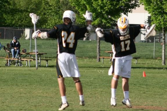 Kevin Seibert Bishop Kelly Lacrosse 2011