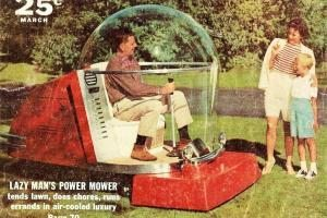 Modern Mower