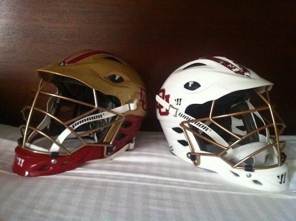 New Denver Pioneer Lacrosse Helmets