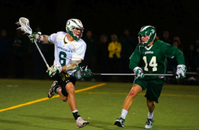 Oregon Michigan State Lacrosse lax MCLA