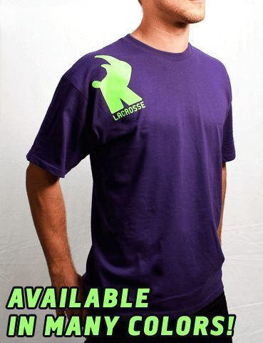 Rhino Lacrosse Chesty T-shirt