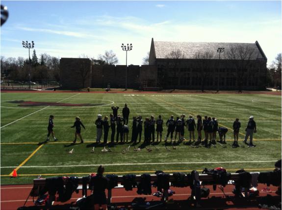 Saint Mary's College Women's Lacrosse