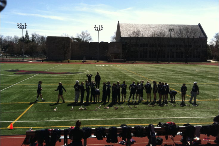 Saint Mary's College Women's Lacrosse