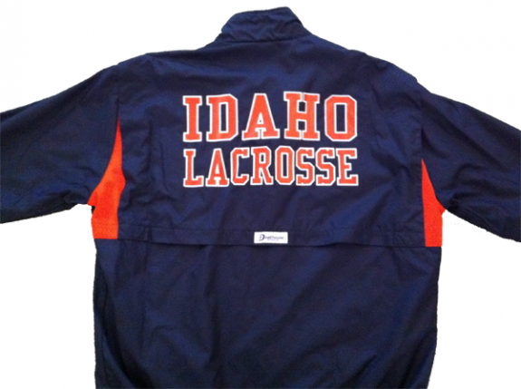 Team Idaho Lacrosse Boathouse Jacket