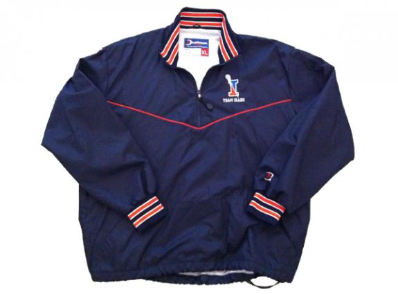 Team Idaho Boathouse Lacrosse Jacket