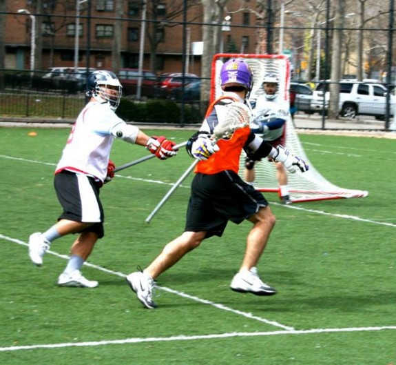 ULAX NYC Spring Field Lacrosse
