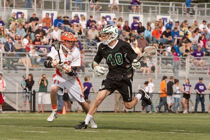 Will Deservio Oregon Lacrosse
