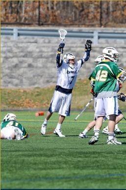 CW Post Dowling Lacrosse