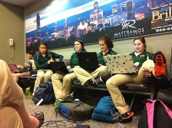 airport lacrosse facebook internet