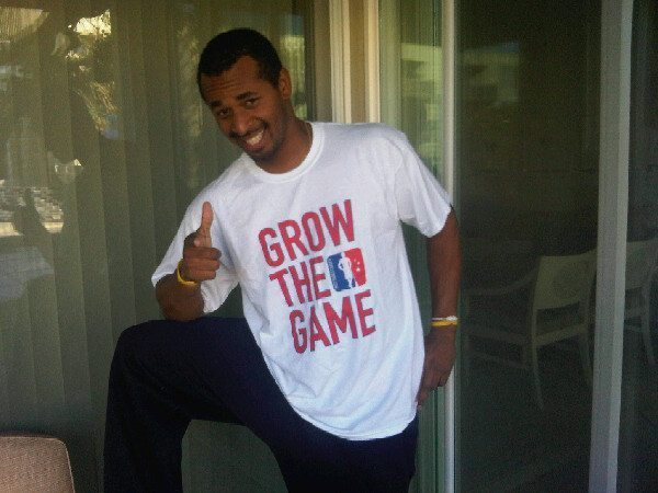 Kyle Harrison Grow the Game lacrosse