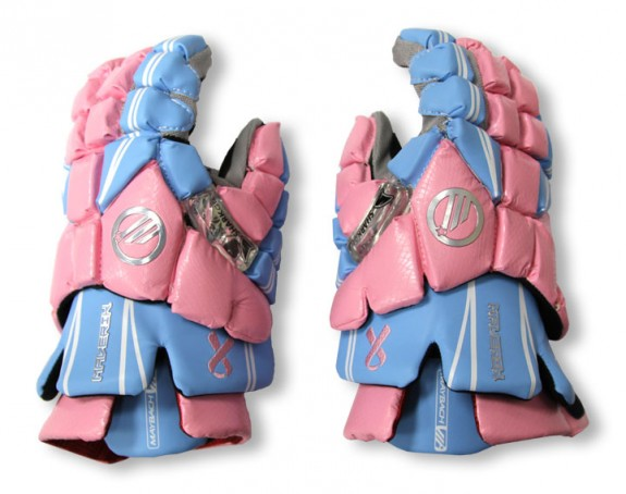 Breast Cancer Edition Maybach Lacrosse Maverik lax