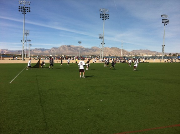 Best of the West Lacrosse tournament Las Vegas