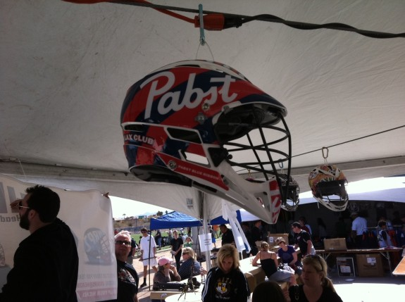 Pabst Blue Ribbon Head Wrapz