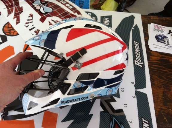 Pabst Blue Ribbon Head Wrapz Maverik Lacrosse