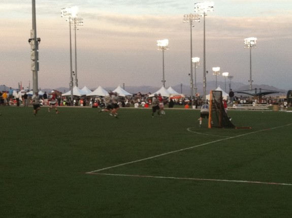 Best of the West Lacrosse Park City lax