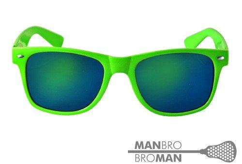 Man Bro Neon Premium Sunglasses