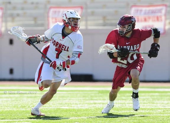 COrnell harvard lacrosse
