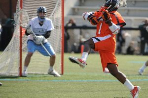 Shamel Bratton UVA lacrosse lax