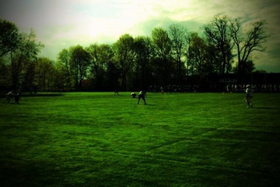 Wesleyan Lacrosse Birdcage Conn College
