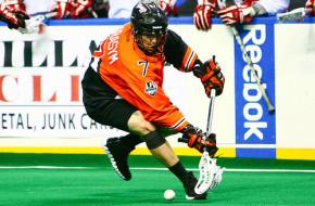Jon Harasym Buffalo Bandits NLL Lacrosse