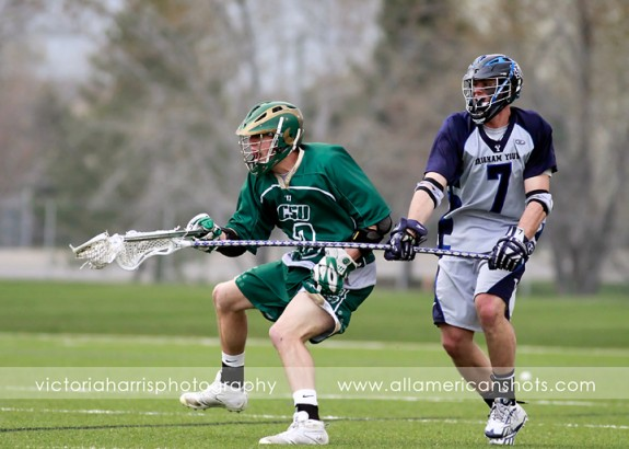BYU Lacrosse Colorado State lax
