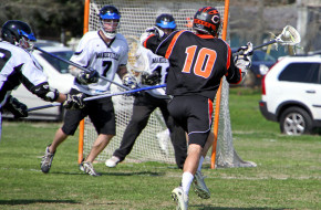 They converted #10 from Middie to Attack this year. Great decision. Kid was a baller