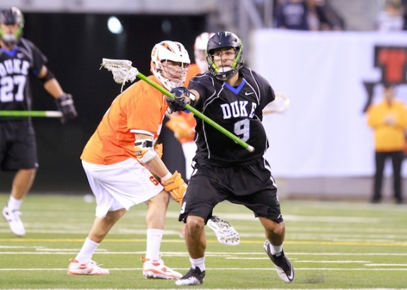 Cuse closes out Duke 13-11- 15