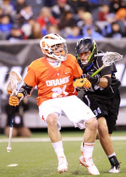 Cuse closes out Duke 13-11- 17