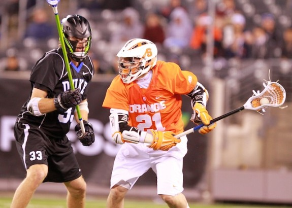 Cuse closes out Duke 13-11- 23
