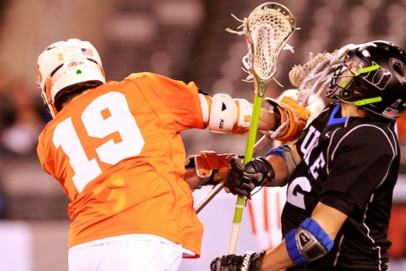 Cuse closes out Duke 13-11- 30