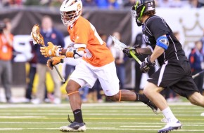 Cuse closes out Duke 13-11- 4