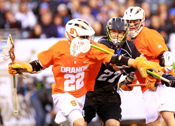 Cuse closes out Duke 13-11- 5