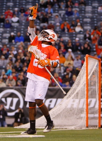 Cuse closes out Duke 13-11- 7