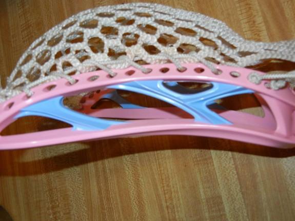 Brine Clutch 2X lacrosse head salt shakerz sidewall