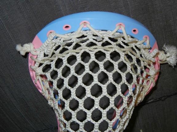Brine Clutch 2X lacrosse head salt shakerz pocket