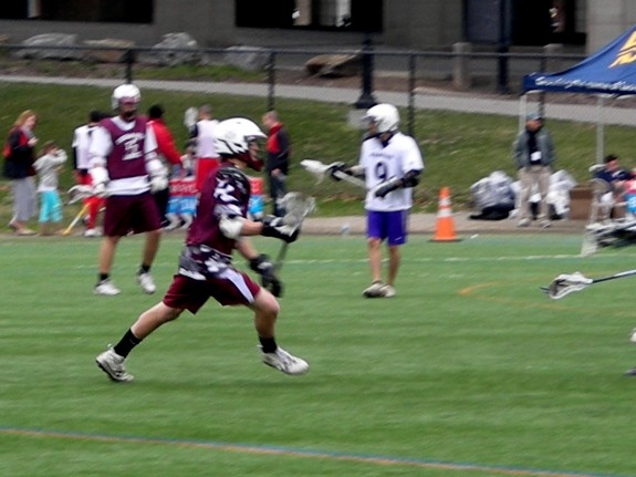 Citylax Mayor's Cup lacrosse NYC