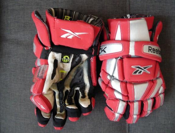 Reebok 10K Lacrosse Gloves