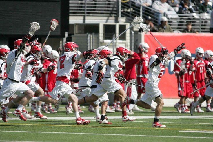 St. John's Lacrosse Rutgers Big City Classic