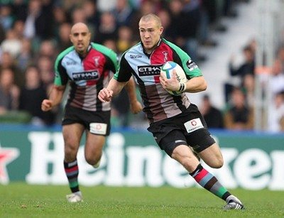 Harlequins Leinster Mike Brown