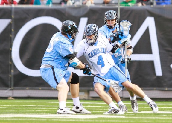 Hopkins Edges UNC 10-9- 5