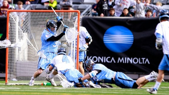 Hopkins Edges UNC 10-9- 6