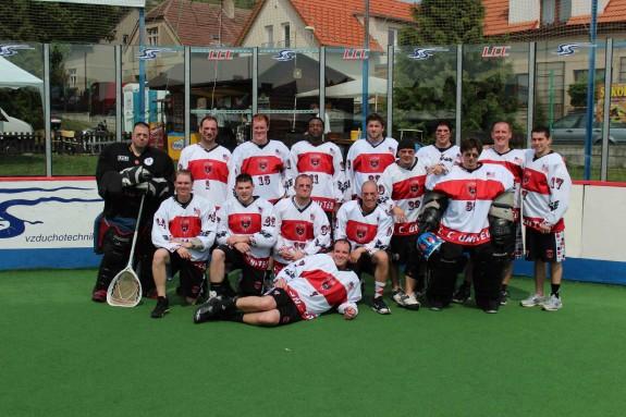 team shot LC UNited Prague
