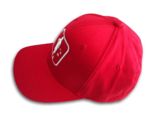Red Lax All Stars Hat
