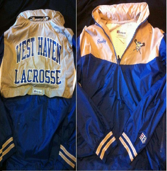 West Haven High School Lacrosse Boathouse Jacket