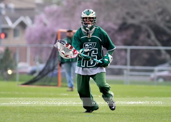 Utah Lacrosse Colorado State lax
