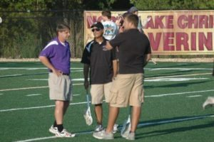 Coaches before Mandeville. That turf was like walking on Heaven.